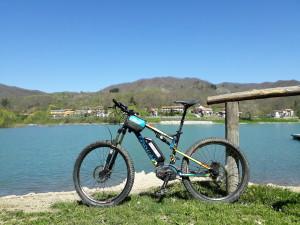 bici-sul-lago